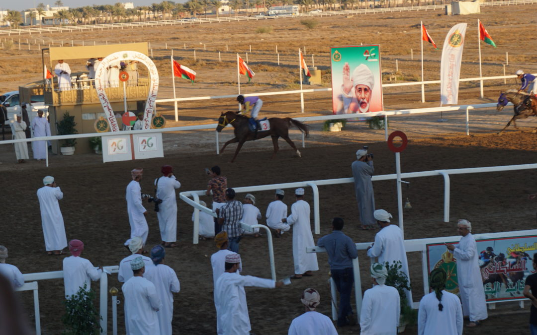 Horse Racing in Oman- Hoof Pounding Action!
