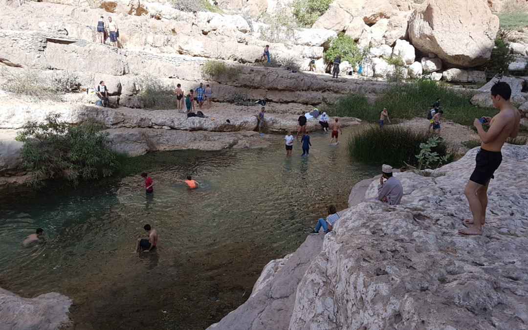 Wadi Shab – Experience Oman Like No Other Place!